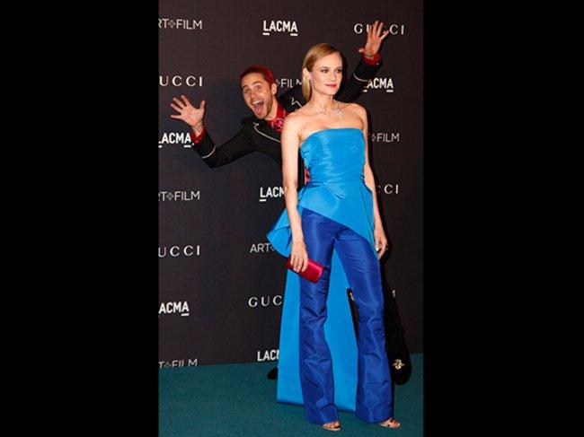 LACMA Diane Kruger