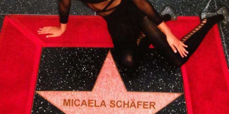 Micaela Schäfer in neuer Reality-Show