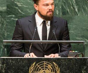 Leonardo DiCaprio möchte die Welt retten