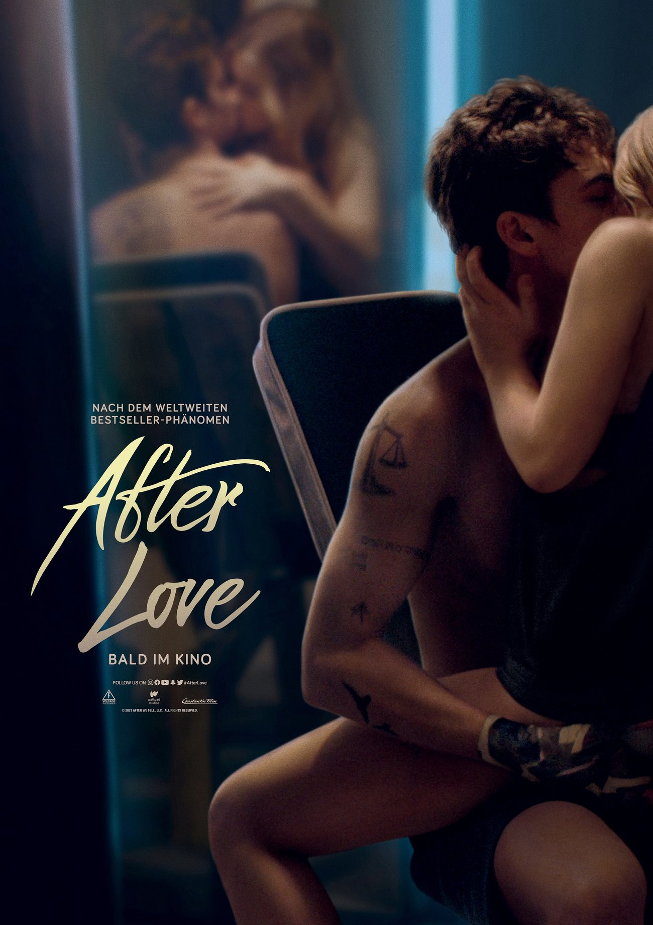 After Love Plakat