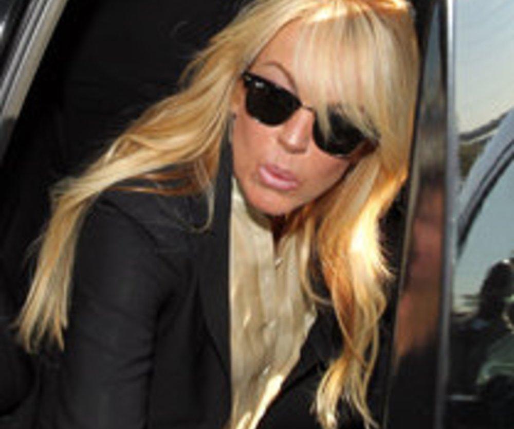 Lindsay Lohan trennt sich…