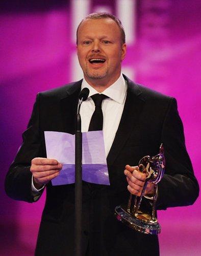 Moderator Stefan Raab gewinnt den Bambi 2008