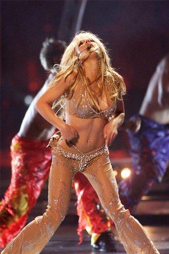 Popstar Britney Spears