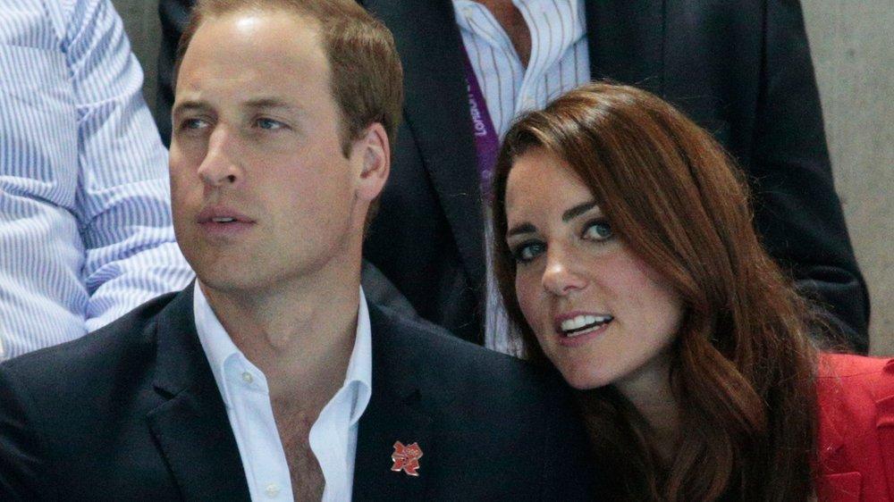 Herzogin Kate: Keine Liebe auf den ersten Blick