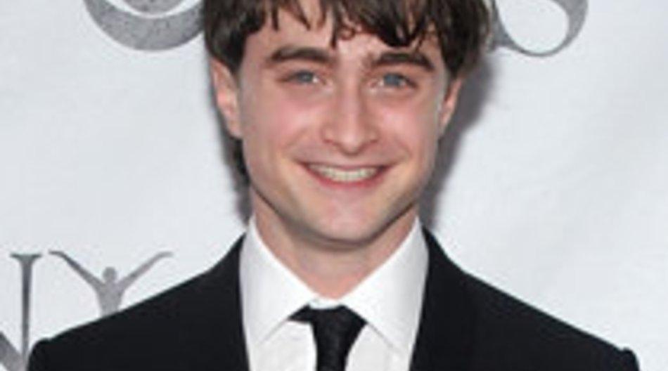 Daniel Radcliffe im sexy Negligé