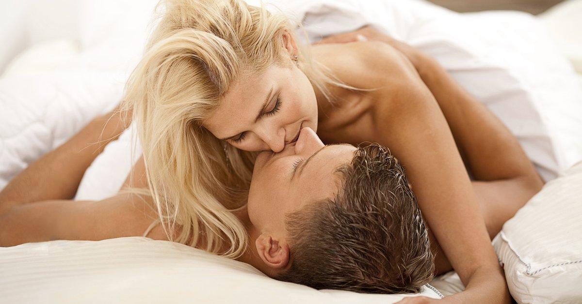 Innere Vagina beim Sex