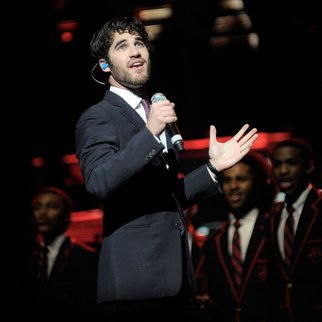 Darren Criss bei The Glee Projekt