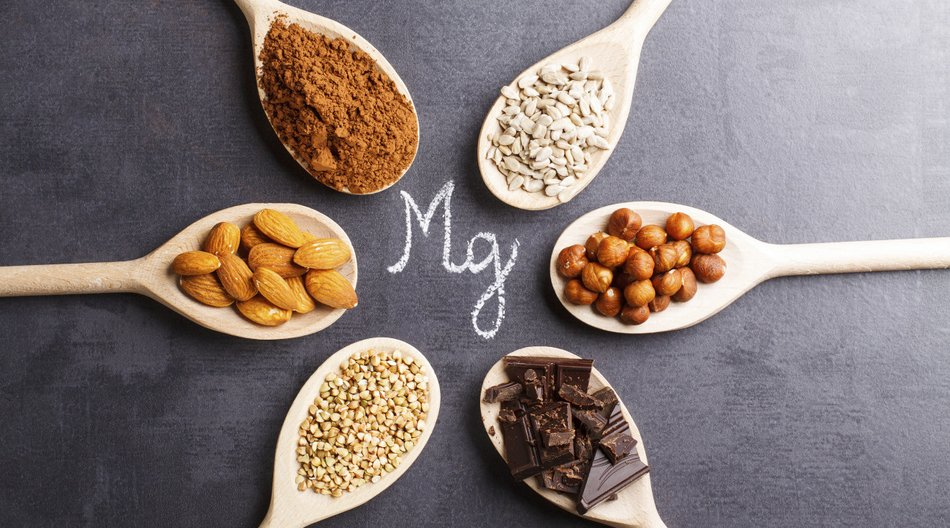 Lebensmittel mit viel Magnesium sind wichtig