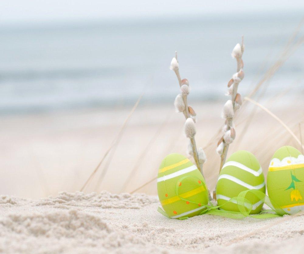 Kurzurlaub zu Ostern