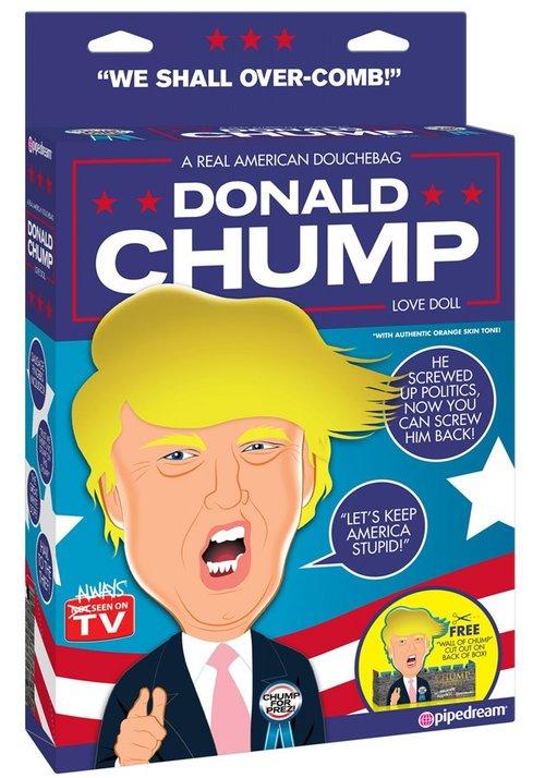 """""""Donald Chump"""" gibt es im Onlineshop von """"Dildoking"""""""