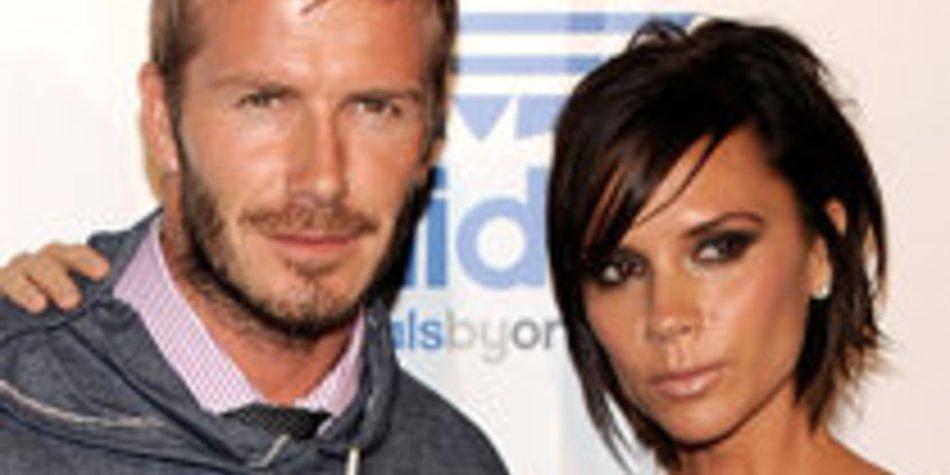 David und Victoria Beckham: Kein viertes Kind