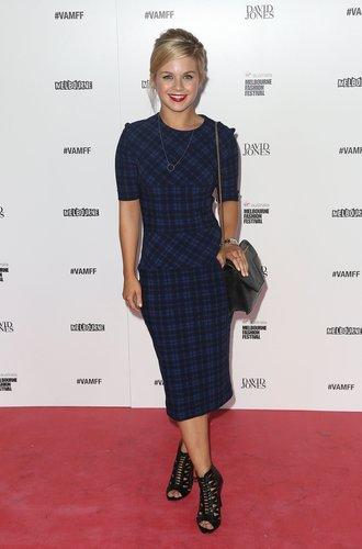 Emma Freedman in Melbourne