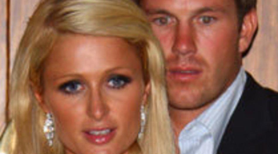 Schock für Paris Hilton - Sie und Doug mit Waffe bedroht