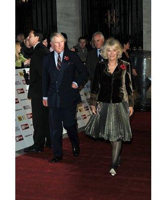 Camilla Parker-Bowles ist mit Prinz Charles verheiratet