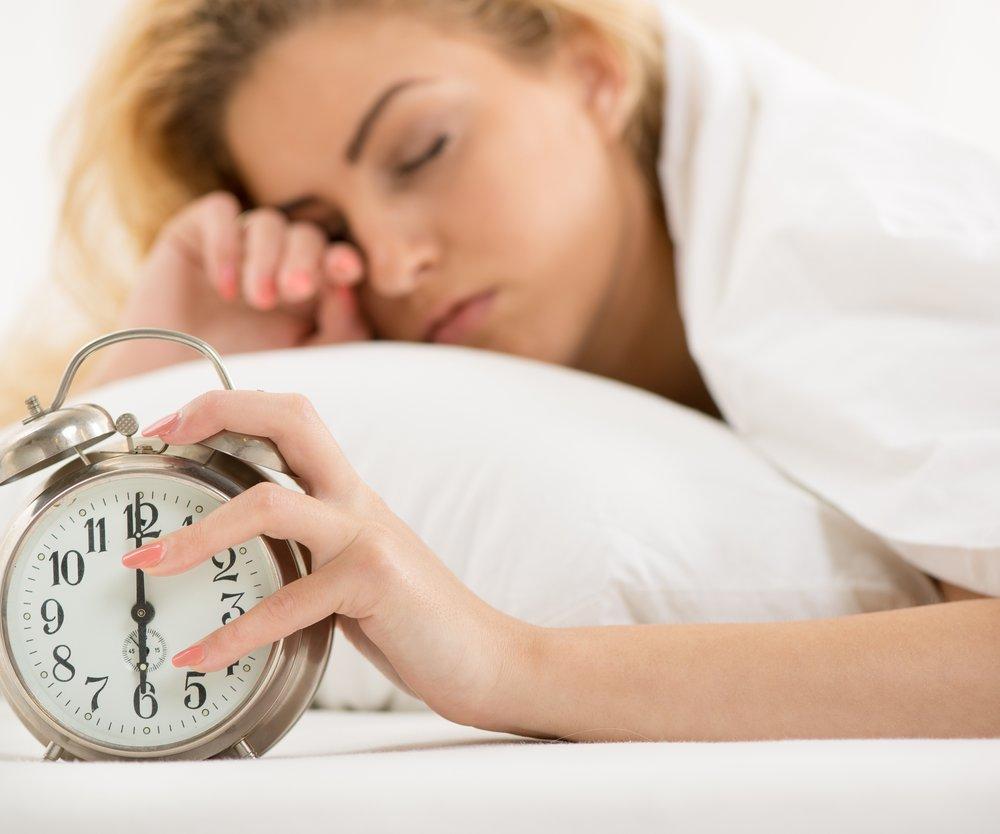 Partner löst bei vielen Frauen Schlafstörungen aus