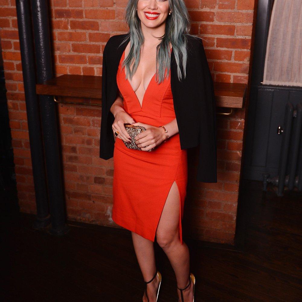 Hilary Duff: Tinder-Liebe wäre eine Sensation