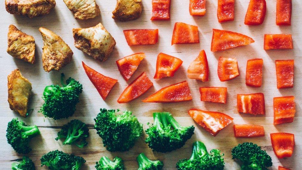 Gesunde Ernährung zum Abnehmen
