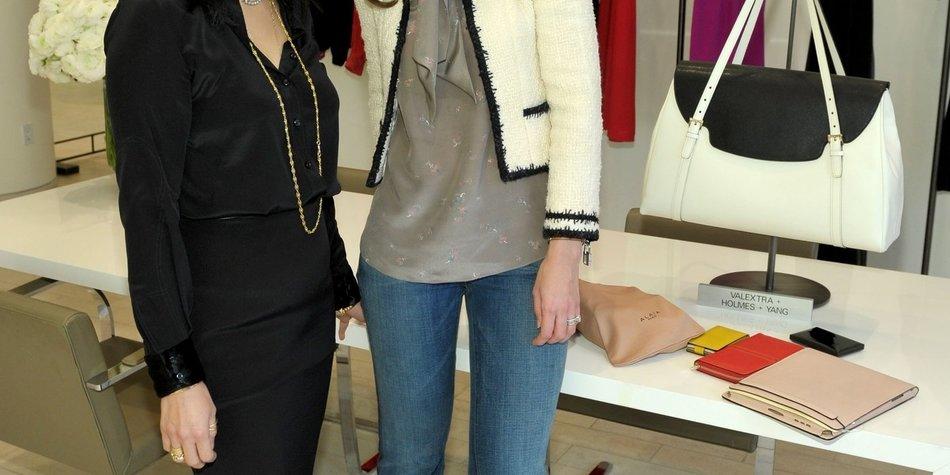 Katie Holmes lässt New York Fashion Week sausen