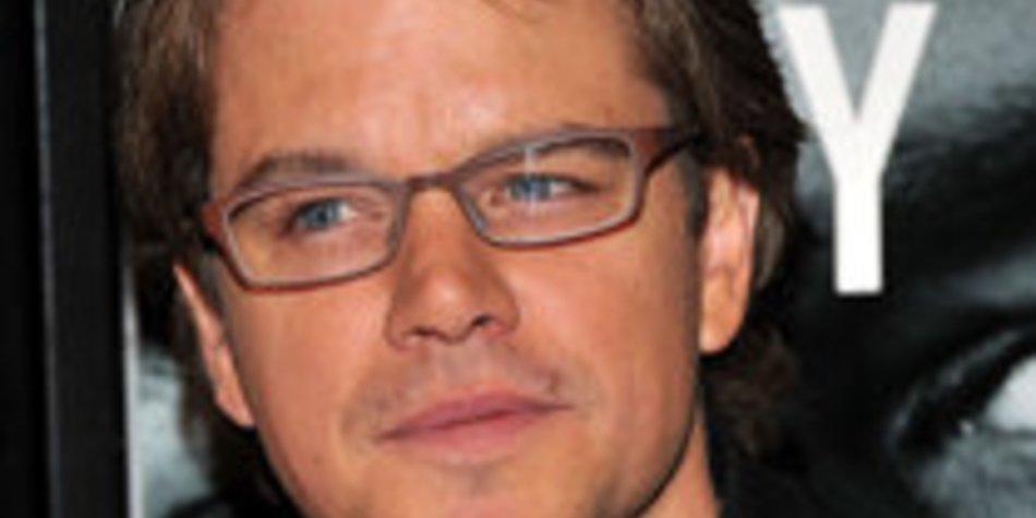 Matt Damon: Film über Baseball geplant