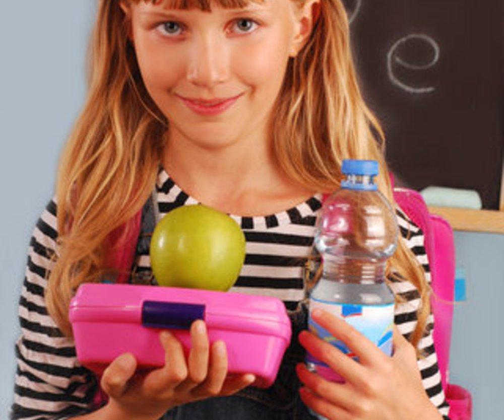 Schulkinder: Gesunde Ernährung fördern