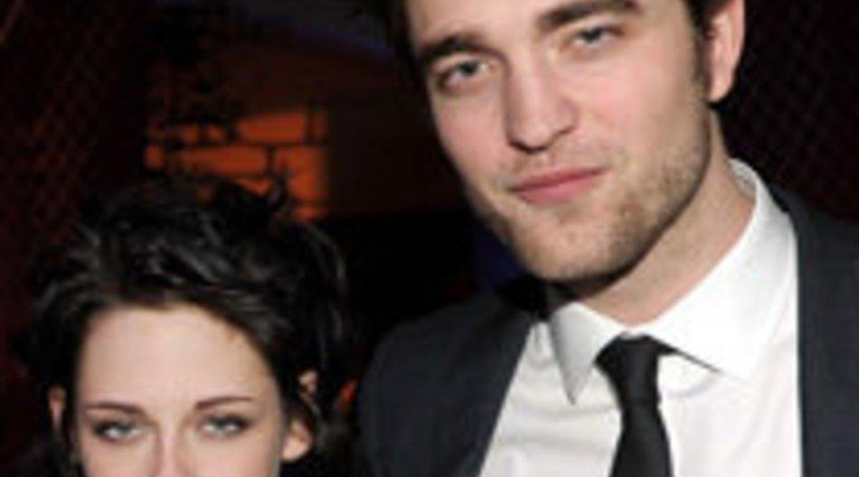 Robert Pattinson und Kristen Stewart: Hochzeitsreise?