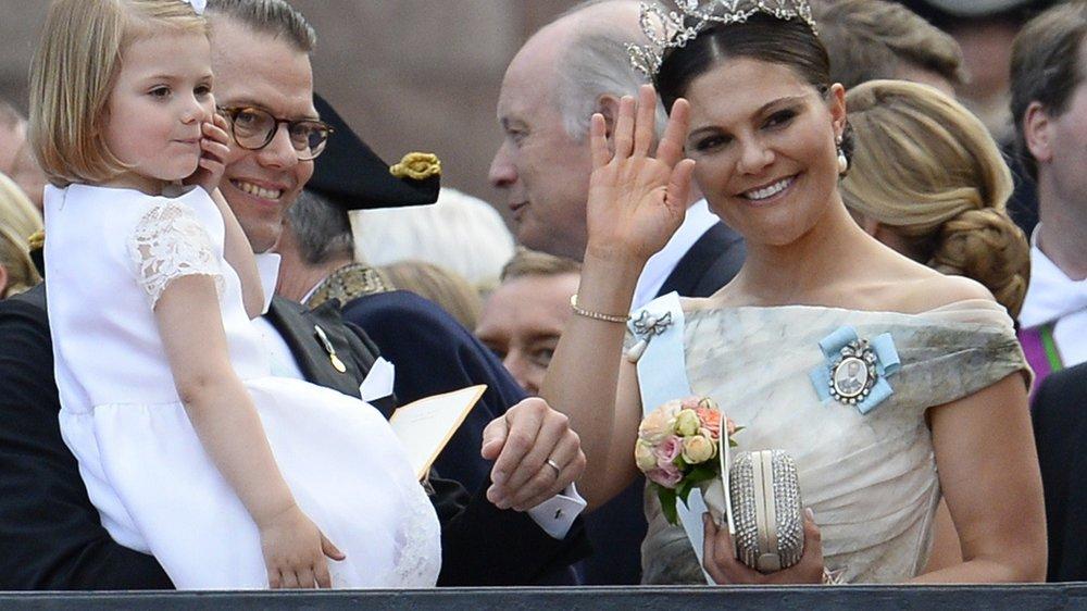 Victoria von Schweden: So gerührt war sie bei der Hochzeit