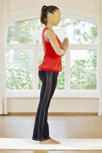Hartha Yoga: Position 1