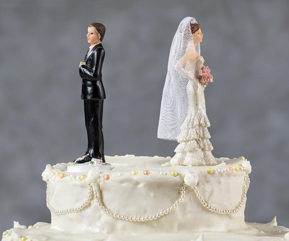 Ehepaar Streit Torte