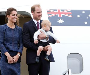 Kate Middleton, Prinz William und Prinz George: Bye bye, Mustique!