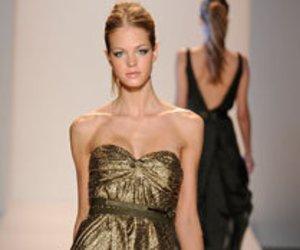 Lela Rose verzaubert mit gewohnt femininen Kleidern