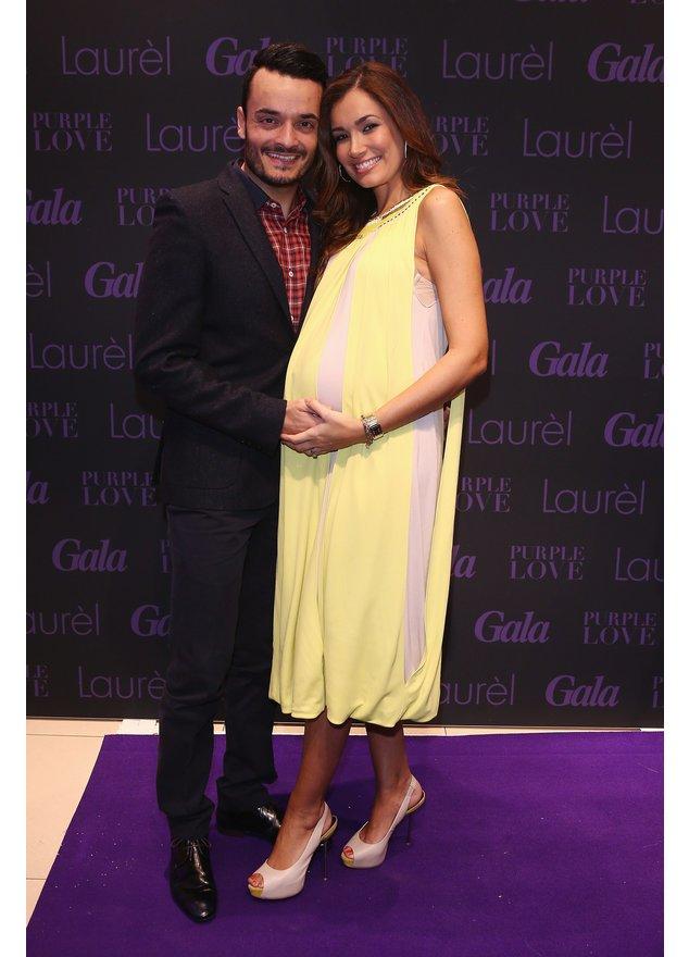 Babyglück für Jana Ina und Giovanni Zarrella