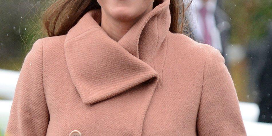 Kate Middleton: Geht sie unter die Designer?