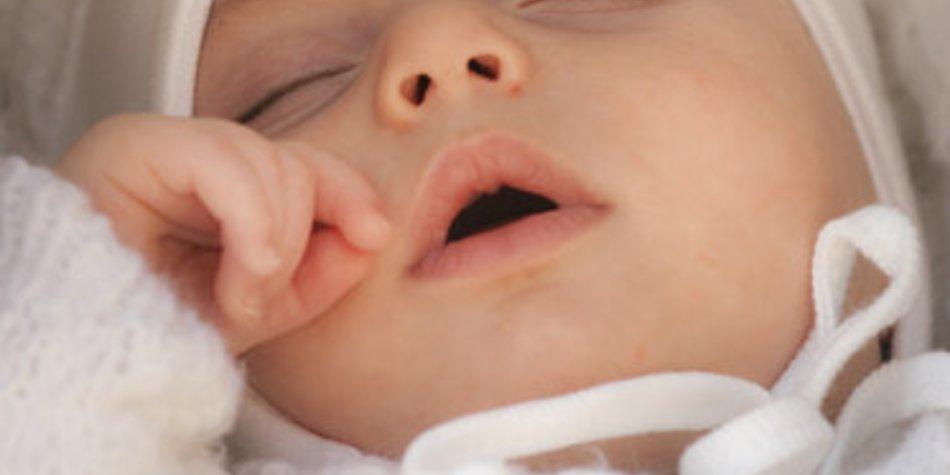 Babydecke oder Schlafsack?