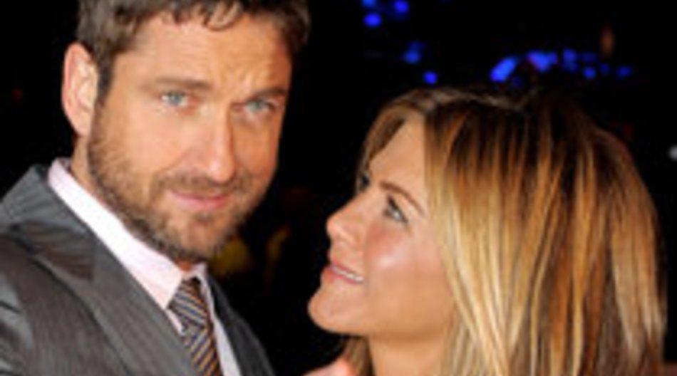 Gerard Butler und Jennifer Aniston schon (bald) ein Paar?