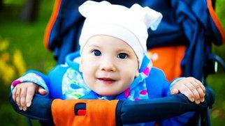 Kinderwagen: Die richtige Wahl
