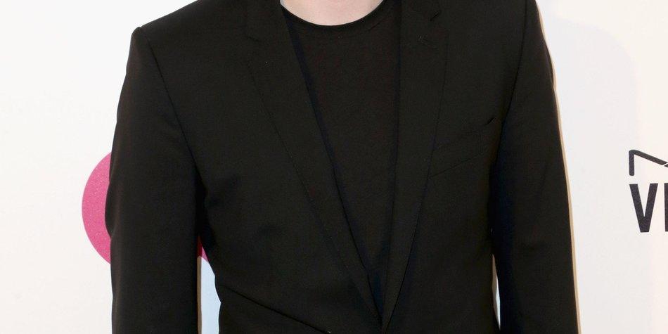 Ed Sheeran wohnte bei Courteney Cox