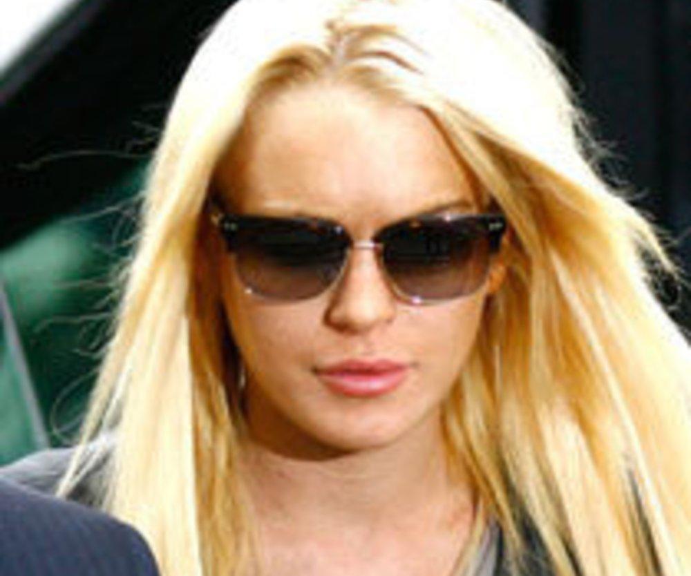 Lindsay Lohan: Familientag in der Entzugsklinik