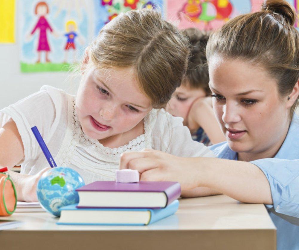 1. Klasse – Lernen wie die Großen