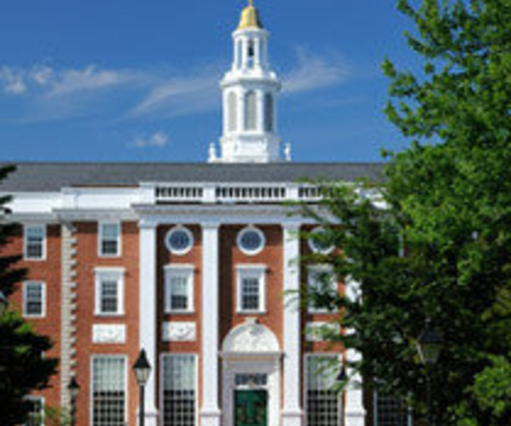 Hochschulranking: Harvard ganz vorn