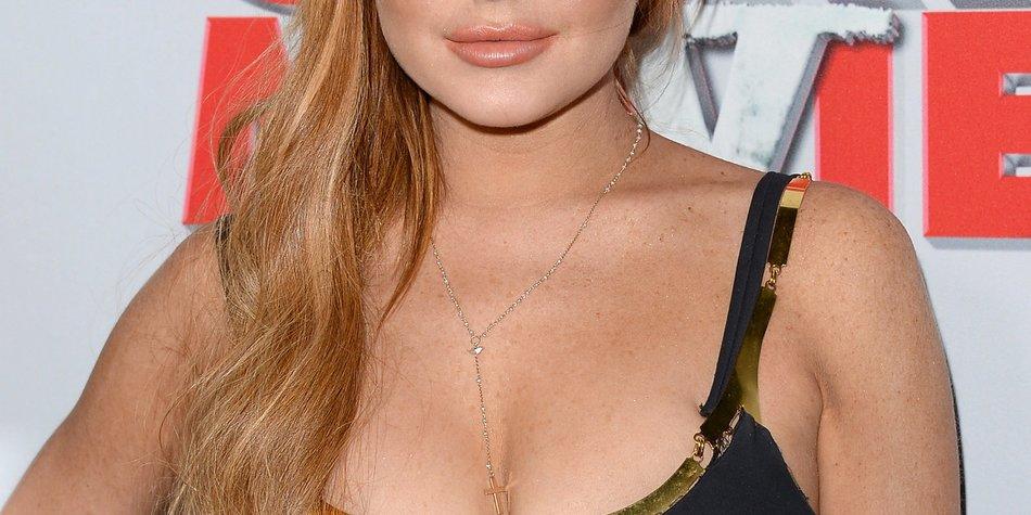 Lindsay Lohan: Hat sie eine Nanny angefahren?