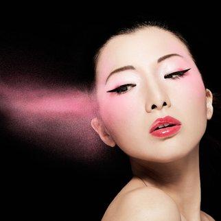 Draping Make-up