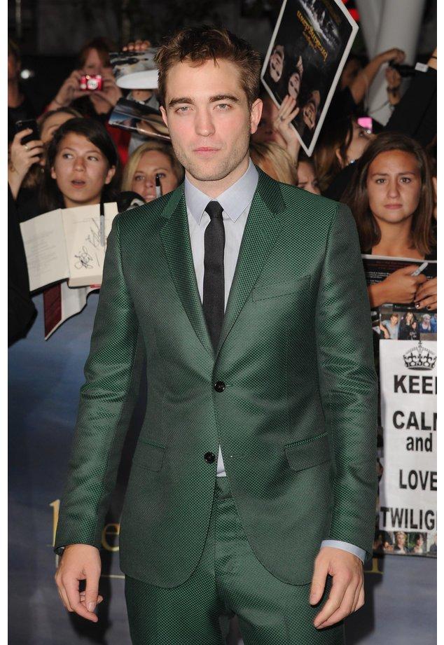 Robert Pattinson spricht über Beziehungen