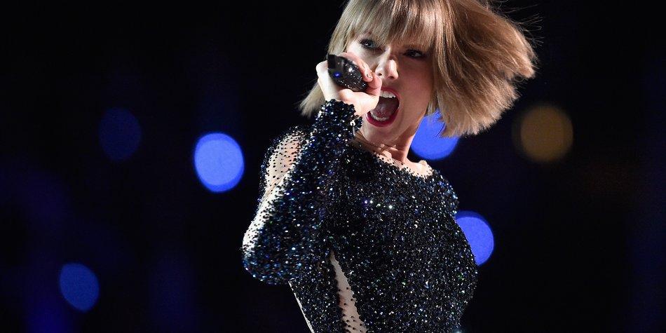Taylor Swift hat einen neuen Song