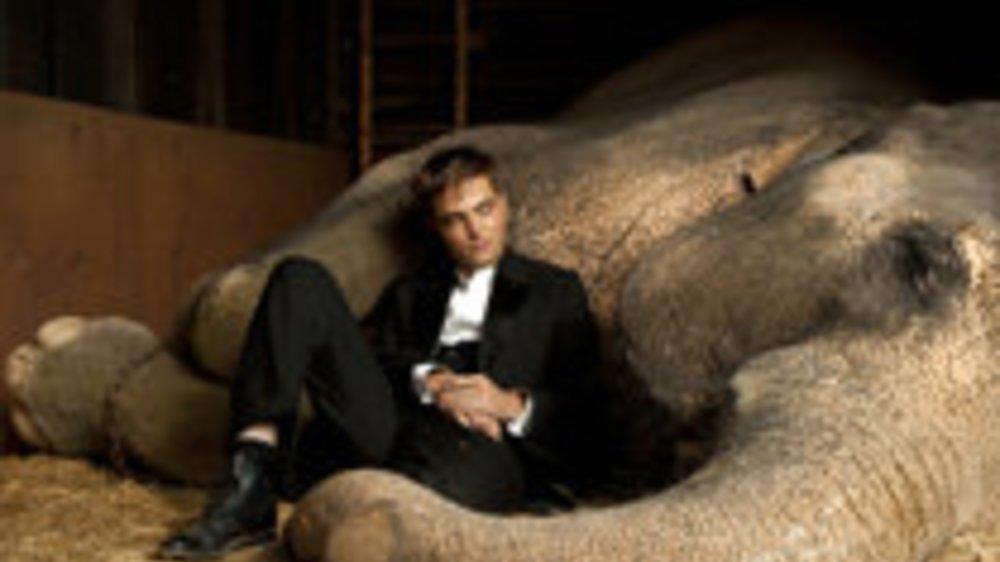 Robert Pattinson: Heißer Flirt mit Tai!