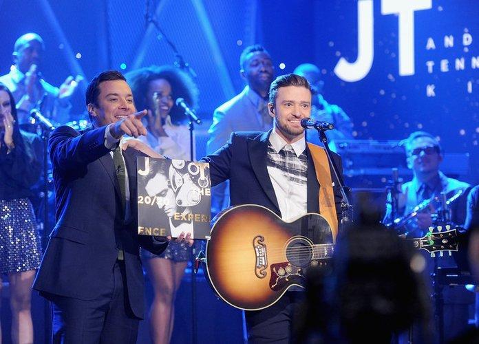 Justin Timberlake ist für jeden Spaß zu haben
