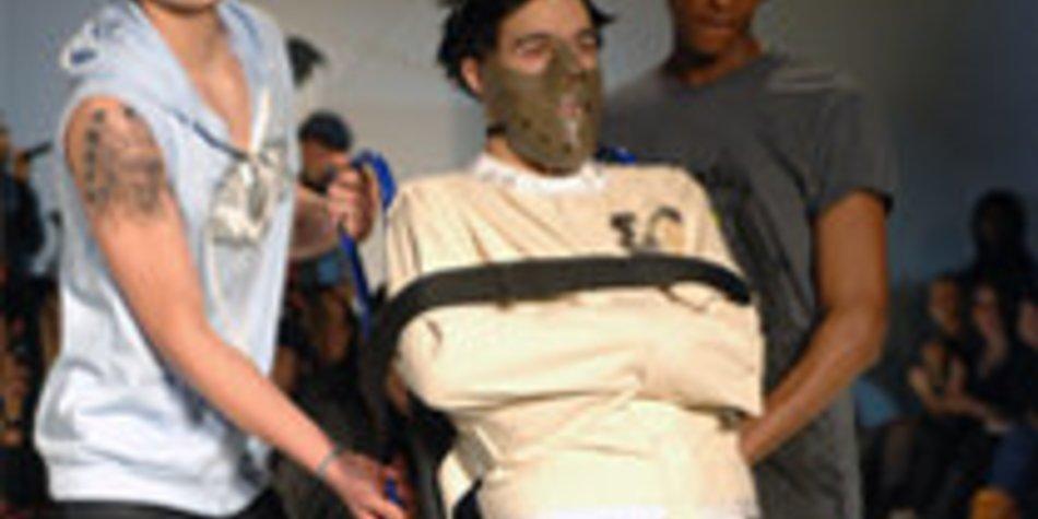 Pete Wentz als Hannibal Lecter
