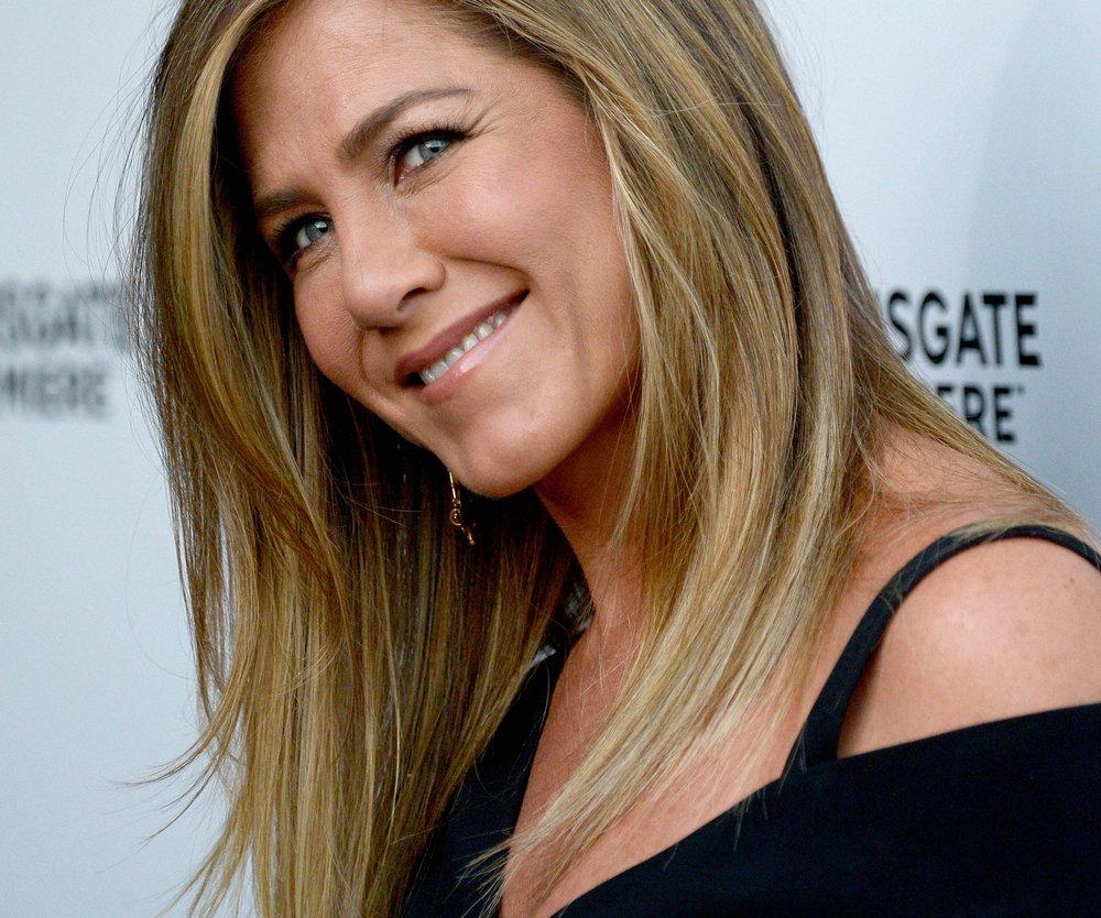 Jennifer Aniston vertraute einer Freundin