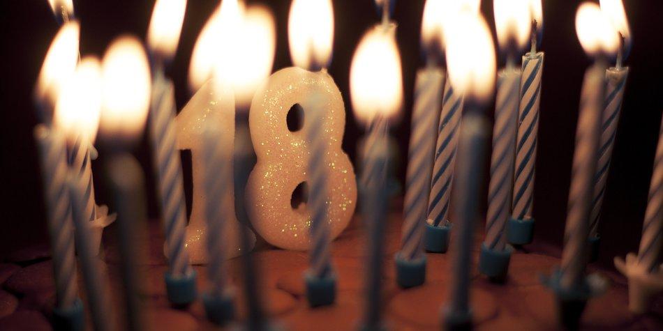 Geburtstagsgeschenk 18 jahriges madchen