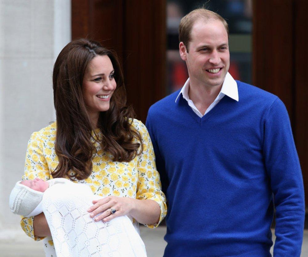Gestatten, Prinzessin Charlotte Elizabeth Diana!