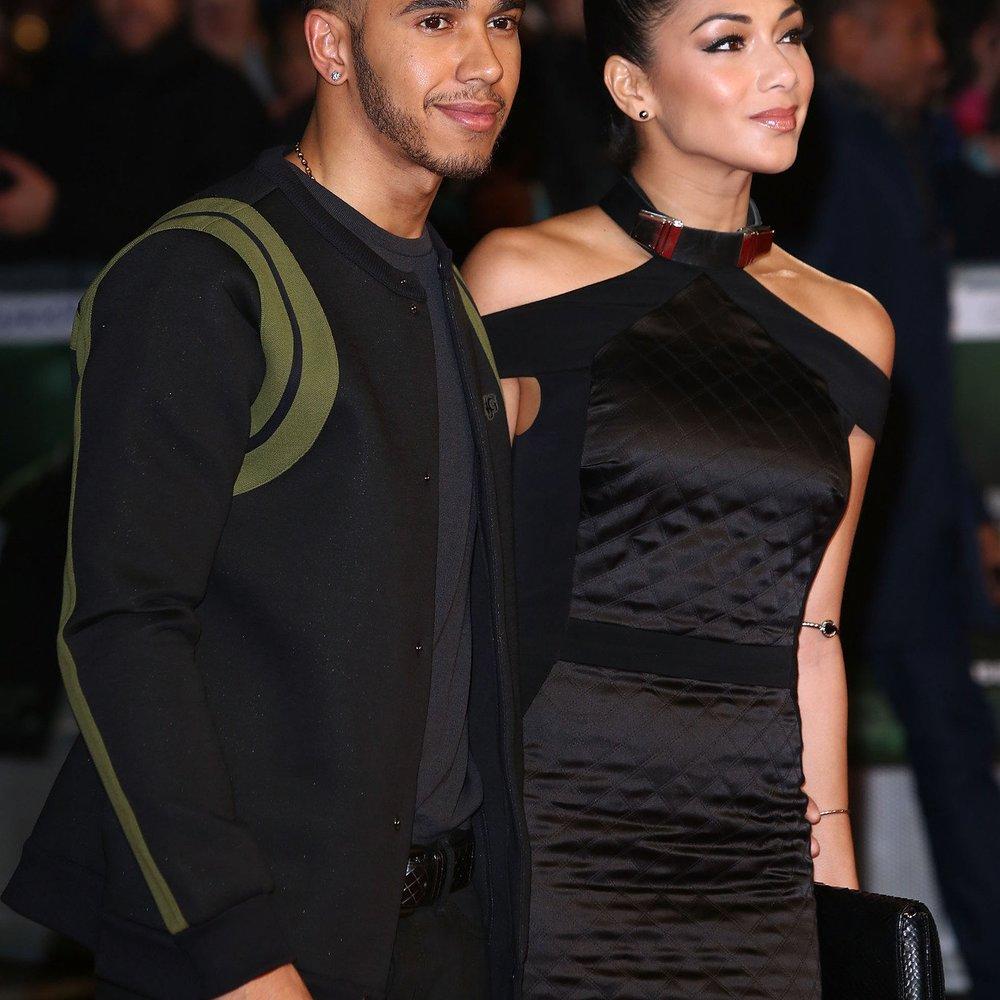 Nicole Scherzinger und Lewis Hamilton bald gemeinsam in Monaco?